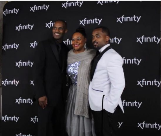 Metro DC Chapter members support the 3rd Annual DC HBCU Alumni Alliance's Black Tie Gala