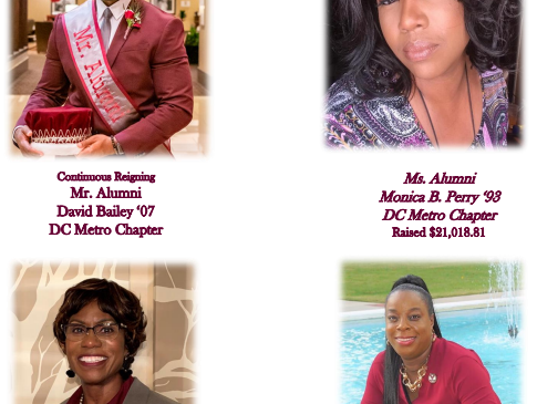 NCCU Alumni Royal Court 2019-2020 is Announced