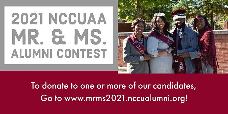 Mr & Ms Alumni Contest - Angela Floyd '97