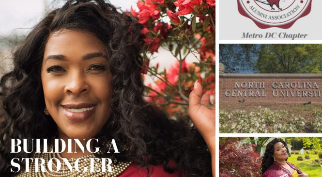 Mr & Ms Alumni Contest – Ms. Angela Floyd '97